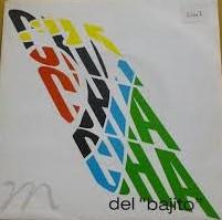 portada del disco Cha Cha Cha del Bajito