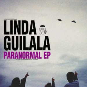 portada del disco Paranormal EP