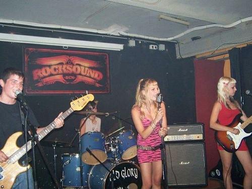foto del grupo imagen del grupo The Krapulass