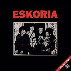 portada del disco Discografía 1986-1987