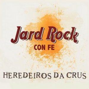 portada del disco Jard Rock Con Fe