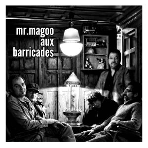 portada del disco Aux Barricades