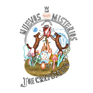 portada del disco Nuevos Misterios