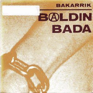 portada del disco Bakarrik / Itsasora