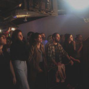 Público en Jessica & The Fletchers