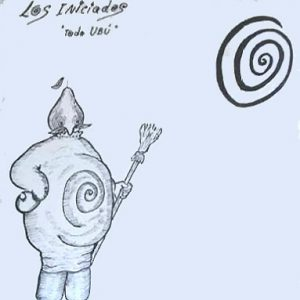 portada del disco Todo Ubú