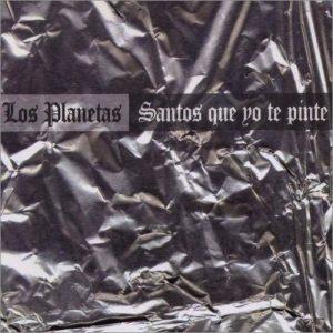portada del disco Santos Que Yo Te Pinté