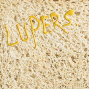 portada del disco Lupers