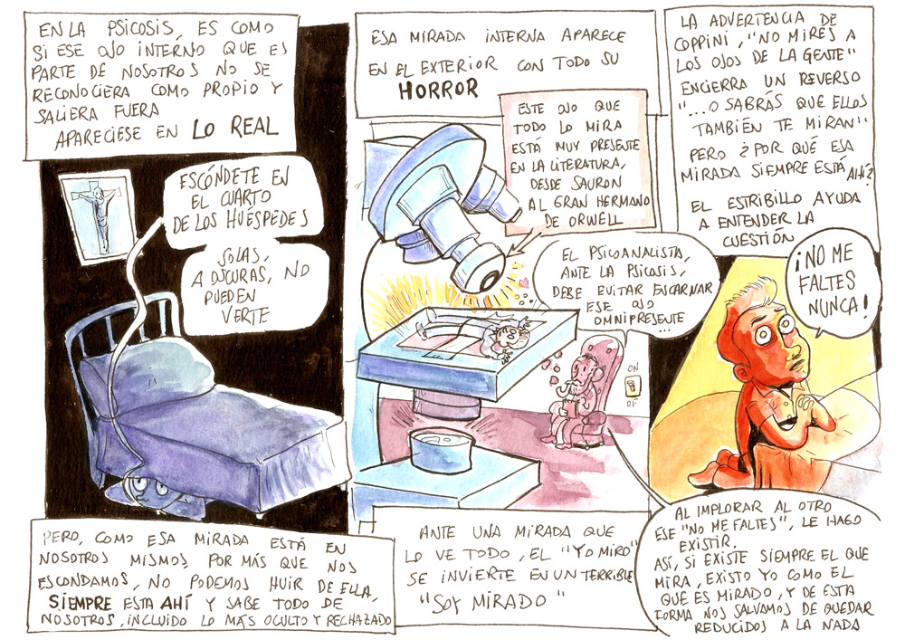 Digitalización viñetas por HoffaMM