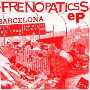 portada del album Frenopaticss EP