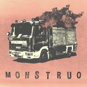 portada del disco Monstruo #7