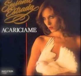portada del disco Acaríciame