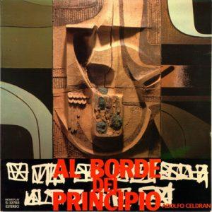 portada del disco Al Borde del Principio