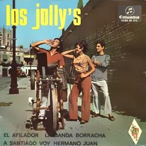 portada del disco El Afilador / A Santiago Voy / La Banda Borracha / Hermano Juan