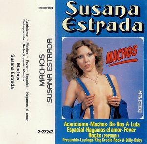 portada del disco Machos