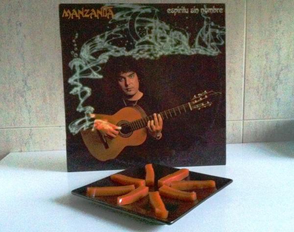 Dulce de membrillo / Manzanita
