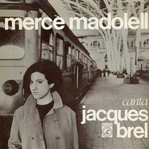 portada del disco Canta Jacques Brel