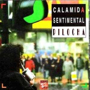 portada del disco Calamida Sentimental