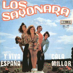 portada del disco Y Viva España