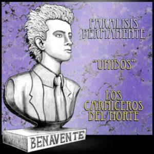 portada del disco Parálisis Permanente Tributo