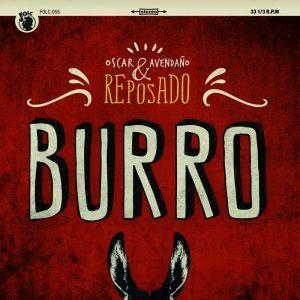 portada del disco Burro