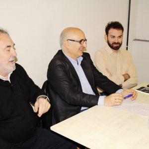 Eduardo Bartrina de Los Jets, Julián Molero (autor) y Raúl Alonso (LaFonoteca)
