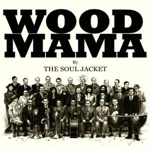 portada del disco Wood Mama