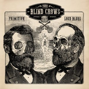 portada del disco Primitive Loud Blues