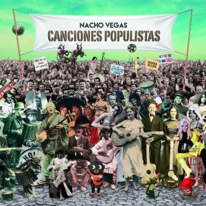 portada del disco Canciones Populistas