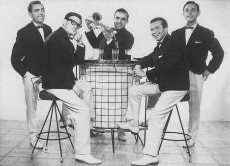 foto del grupo imagen del grupo Los 5 Reyes