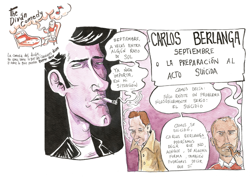 Comedia del Divan - Carlos Berlanga 01