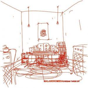 portada del disco Chegan Tarde EP