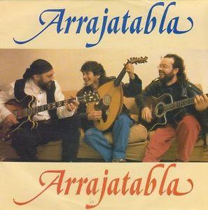 portada del disco Arrajatabla