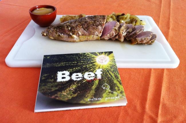 Solomillo asado / Beef