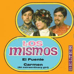 portada del disco El Puente