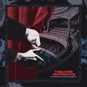 portada del disco Canciones Para Antes de Una Guerra