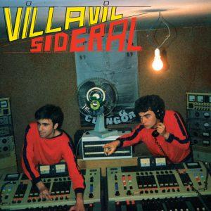 portada del disco Sideral