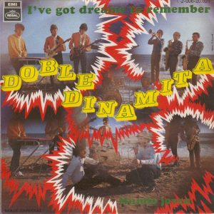 portada del disco I've Got Dreams to Remember (Tengo Sueños para Recordar) / Mundo Joven
