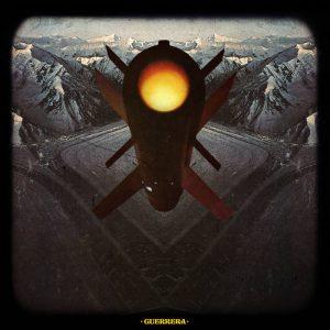 portada del disco Guerrera