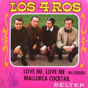 portada del album Love me, Love me