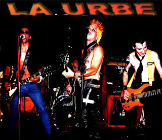 foto del grupo La Urbe