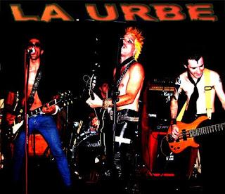 foto del grupo imagen del grupo La Urbe