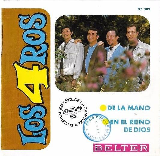 portada del album De la Mano / En el Reino de Dios