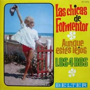 portada del album Las Chicas de Formentor