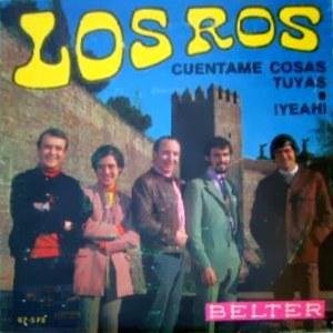 portada del album Cuéntame Cosas Tuyas