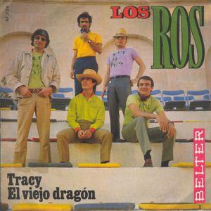 portada del album Tracy / El Viejo Dragón