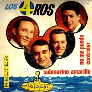 portada del album Submarino Amarillo