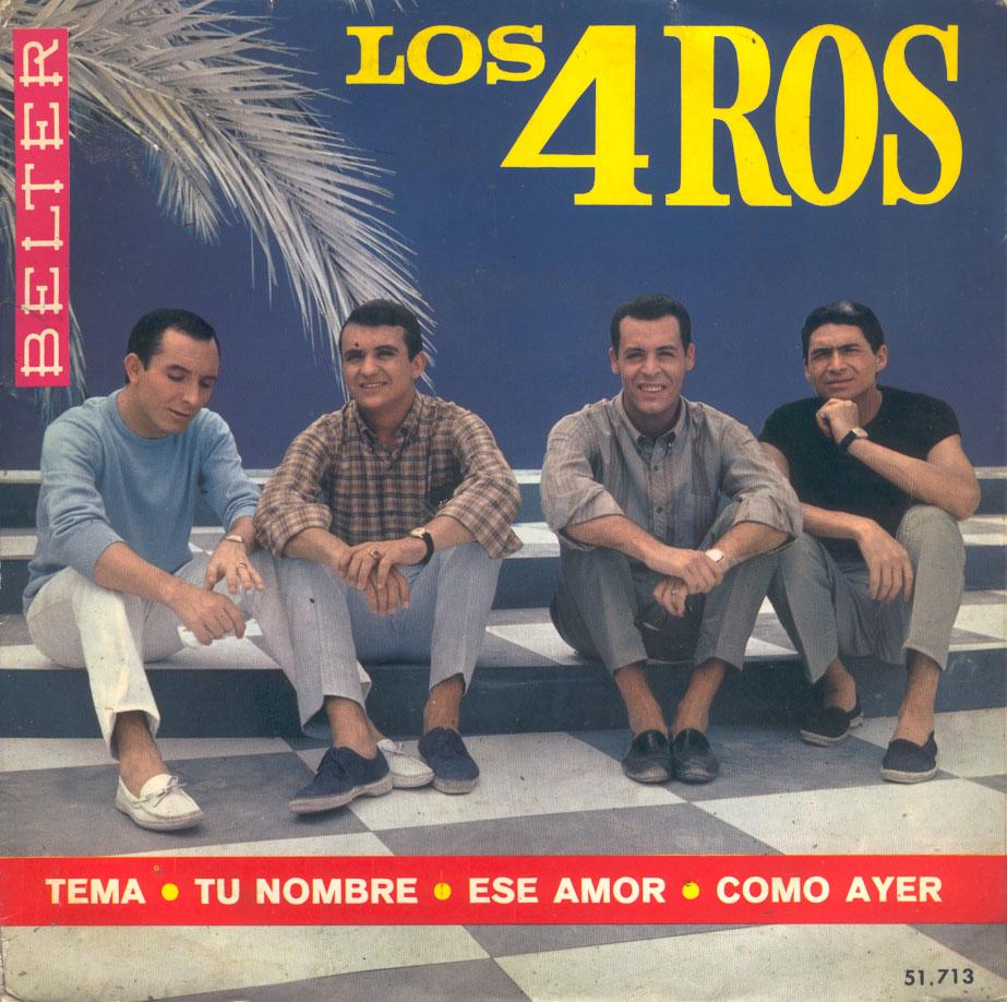 portada del album Tema / Tu Nombre / Ese Amor / Como Ayer