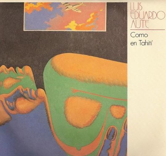 portada del album Como en Tahití