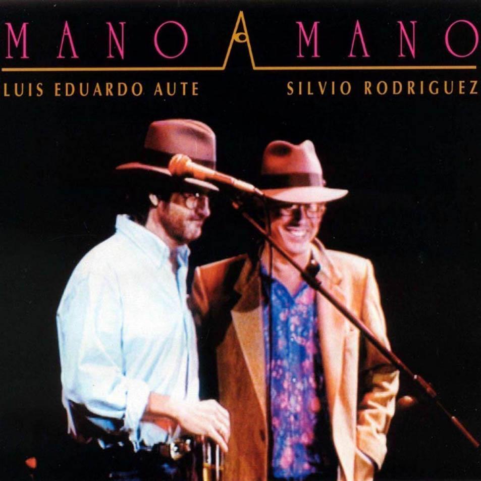 portada del album Mano a Mano